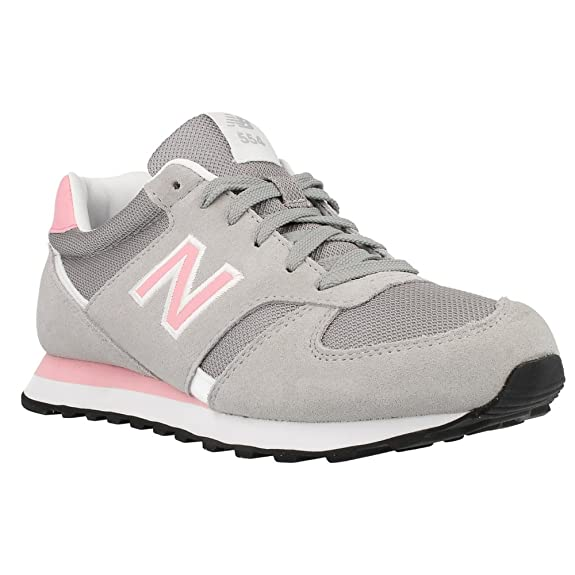 new balance grigio rosa