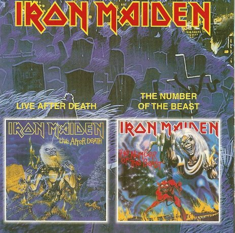 Number Of The Beast / Live After Death