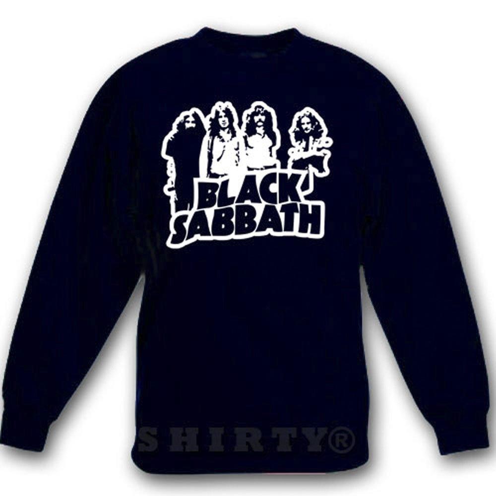 Schwarz Sabbath - Sweat - Shirt - schwarz - S bis 5XL - 1029