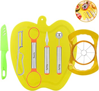Security 7-in-1 Fruit Tools Set