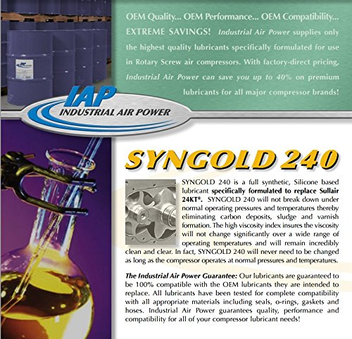 SYNGOLD 240 - Direct Replacement for 24KT - 5 gallon: Amazon.com: Industrial & Scientific