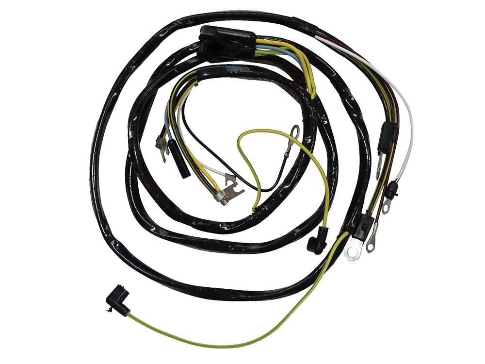 Amazon New 1964 Ford Falcon Futura Sprint Ranchero V8 260 289 Generator Wiring Harness C4dz14305b Automotive: Ford Wiring Harness Pigtail At Ultimateadsites.com