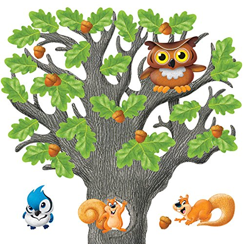 TREND enterprises, Inc. Big Oak Tree Bulletin Board Set -