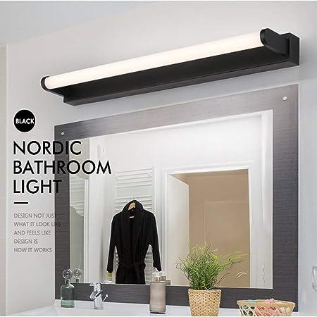 WPOLED Negro minimalista pared de lámpara del proyector ...