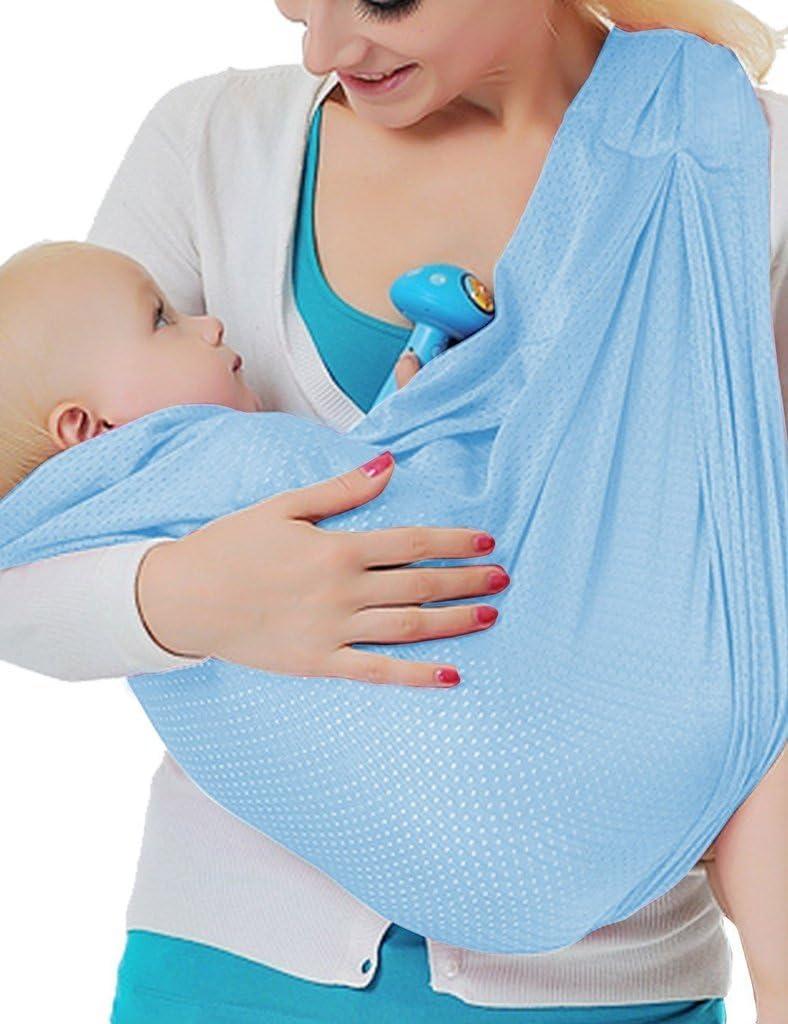 Vine Portador de bebé bandolera de anillas infantil recién nacidos ...
