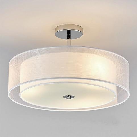 led deckenleuchte modern runde design deckenlampe wohnzimmer ... - Deckenlampen Wohnzimmer Modern