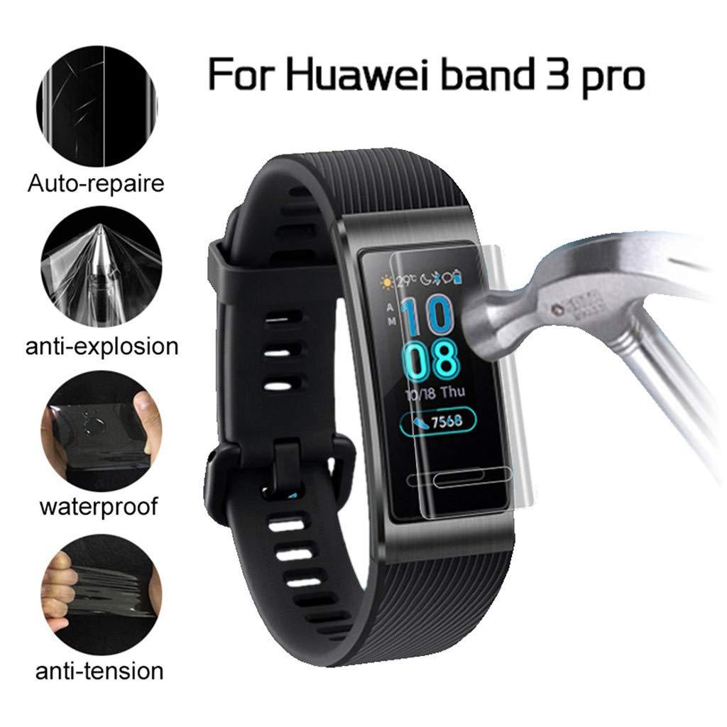Cyhulu Huawei Band 3 Accessory, 2Pcs Premium Durable Clear ...