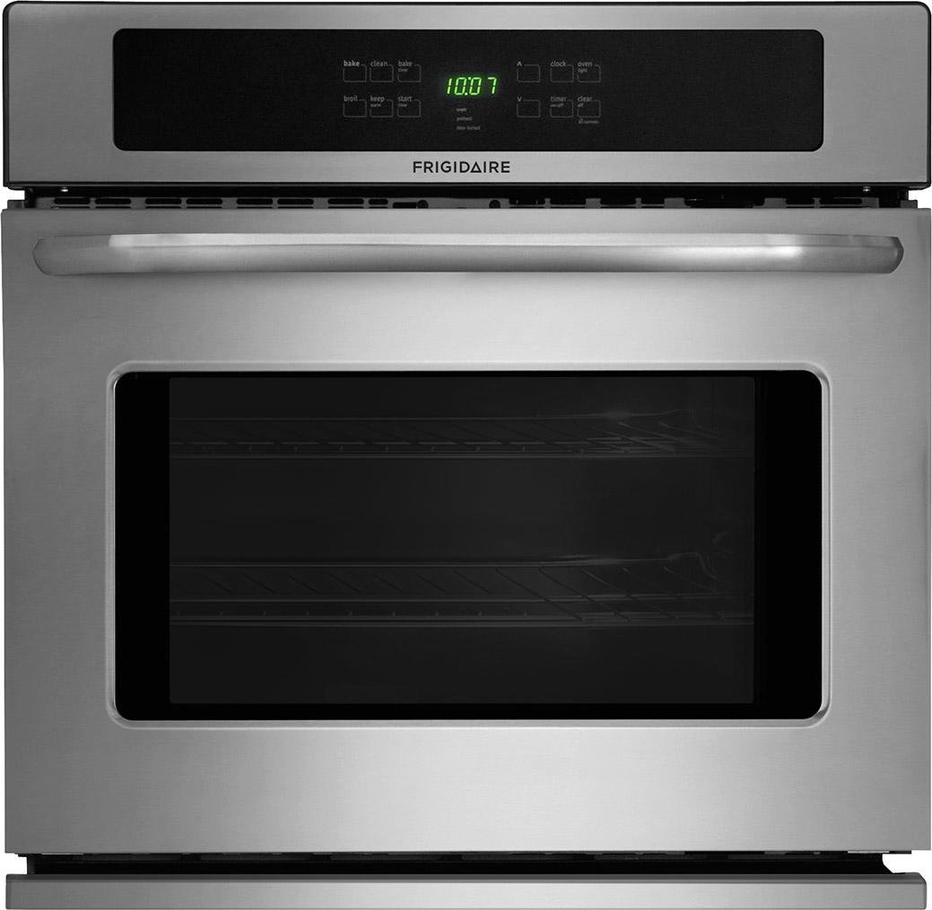 26 inch wall oven stainless steel frigidaire ffew2725ps 27 best rated in wall ovens helpful customer reviews amazoncom
