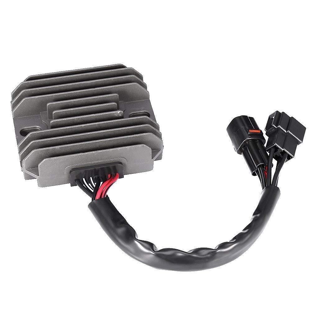 500 TBX TRV 4x4 Automatic 2x4 Manual 2000-2008 Voltage Regulator Rectifier for Arctic Cat 375//400
