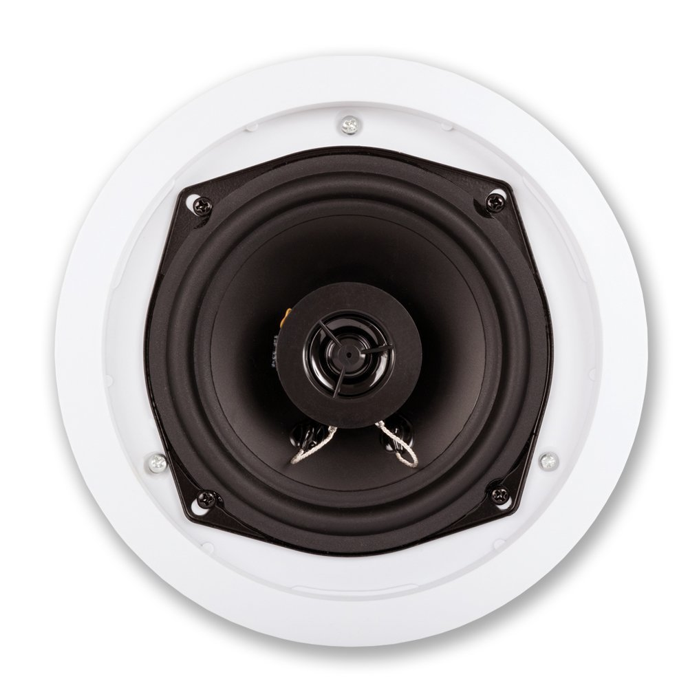 Amazon.com: Acoustic Audio R191 in Ceiling/in Wall 5 Speaker Set 2 Way Home  Theater 1000 Watt New R191-5S: Home Audio & Theater