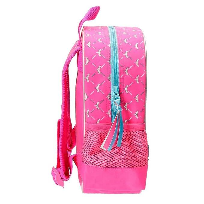 Amazon.com | Disney Princess childrens backpack, 28 cm, 6.44 liters, pink | Kids Backpacks