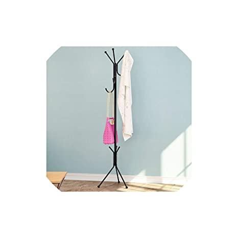 Amazon.com: Coat Rack Xy-Young Clothes Hanger Coat Rack ...
