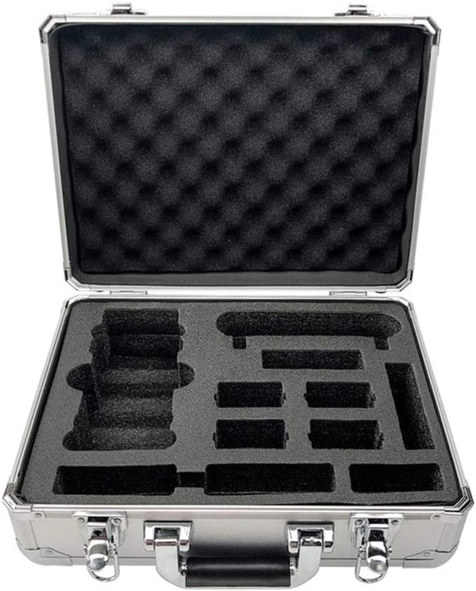 Accessories Hard Aluminium Alloy Protect Case for Storage Travel Tasche Portable Handtasche Tragekoffer compatible con XiaoMi FIMI X8 SE Glowjoy Carrying Case compatible con XiaoMi FIMI X8 SE