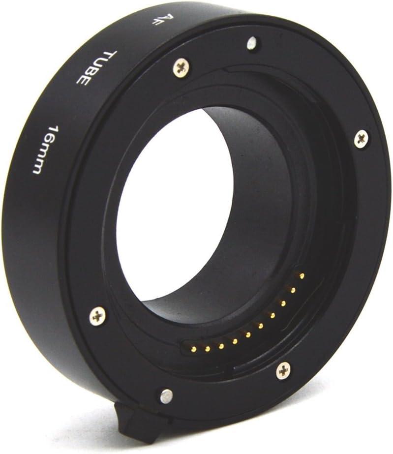 gazechimp AF Auto-Focus Macro Extension Tube 10mm 16mm Set for Sony NEX E-Mount Camera