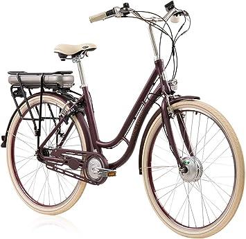 tretwerk Direkt - Bicicleta eléctrica para Mujer de 28 Pulgadas ...