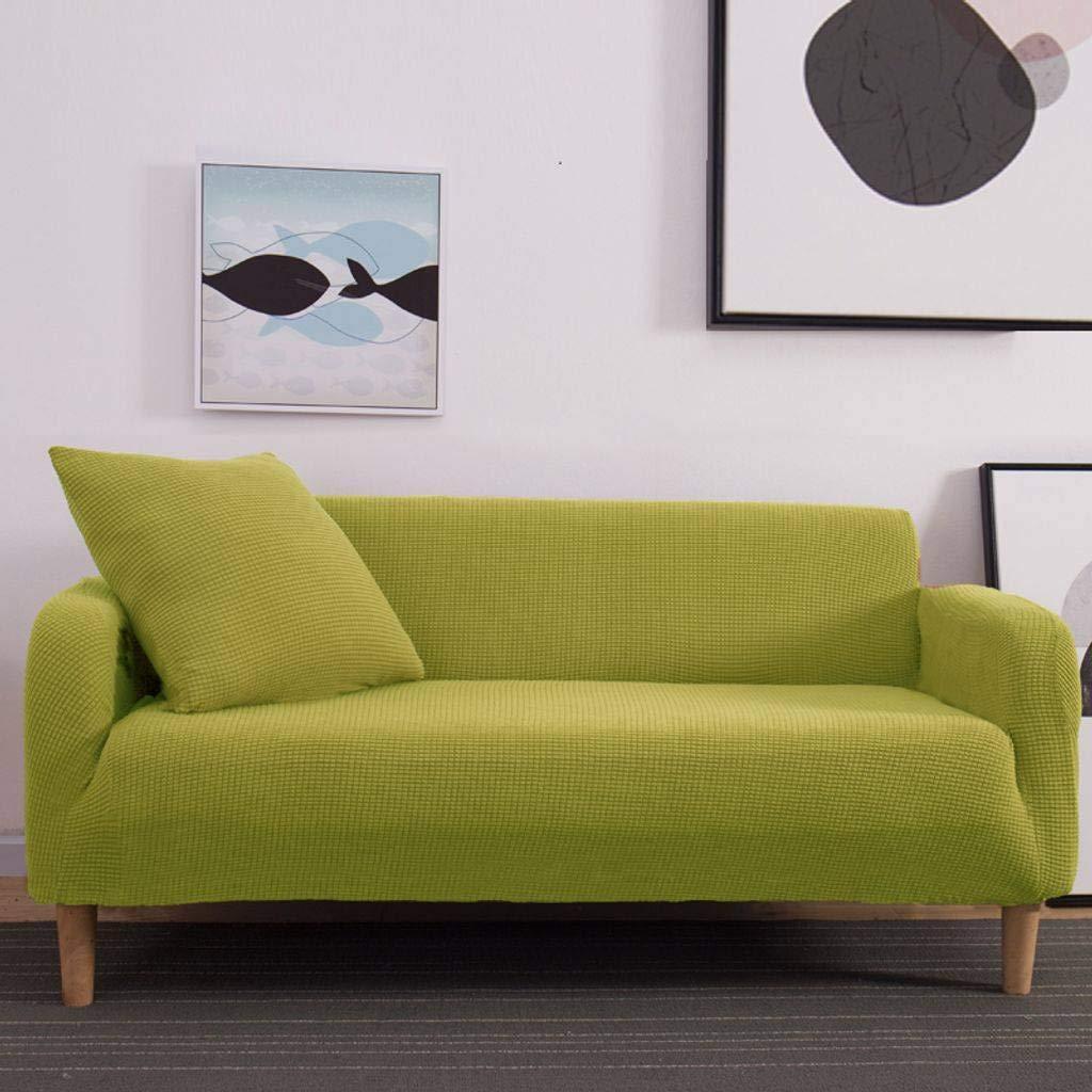 椅子 ラブシート ストレッチ ソファー カバー, すべて-包括的 四 季節 ユニバーサル 家具 滑り台/プロテクター です 単純な そして 丈夫.-アンバーブラウン-ソファオーバーサイズ ソファオーバーサイズ アンバーブラウン B07PBGRLXQ