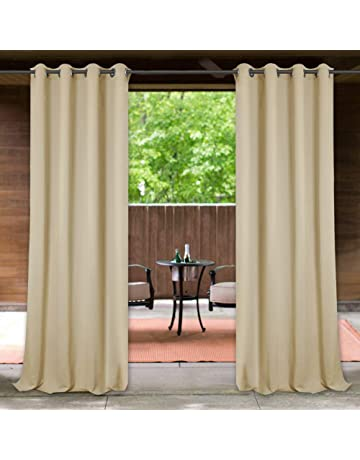 Beige/green Home & Garden Qualified Linea Lined Curtains