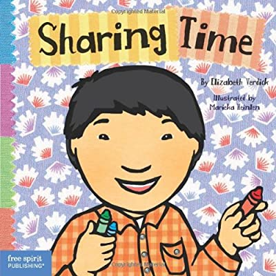 Sharing Time Toddler Tools from Free Spirit Publishing