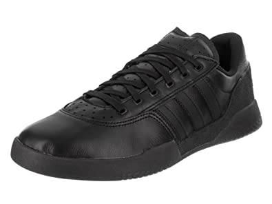 1fd05850d50be adidas Men s City Cup Cblack Cblack Goldmt Skate Shoe 8 Men US