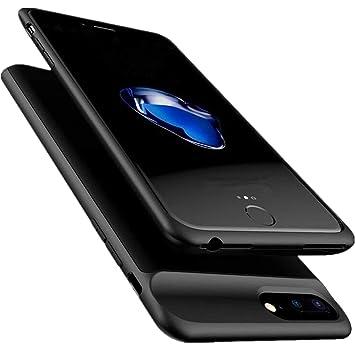 5bc0ebcced Amazon | PADITECH iPhone6/6s/7/8デュアルバッテリケース5000 mAhの大 ...