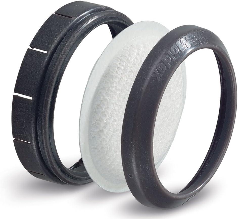Indust.starter moldex - Juego soporte filtro p1-p2-p3(10u)