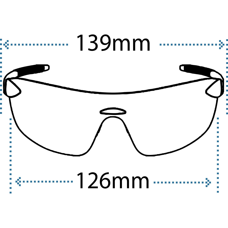 Tifosi Vogel 2.0 1160401079 Shield Sunglasses