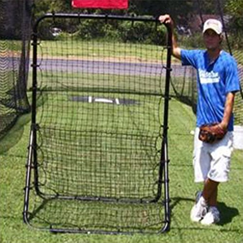 Muhl Sports Pro Rebounder Baseball/Softball Trainer by Muhl Sports