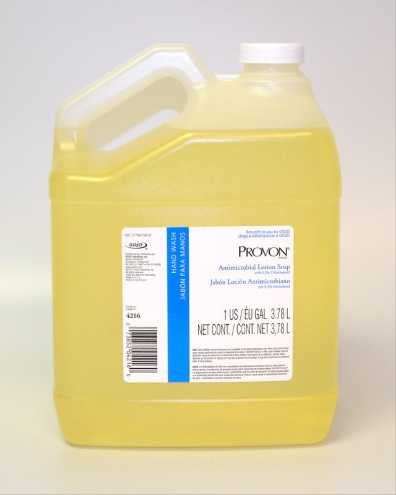 Provon 4216 Antimicrobial Lotion Soap (1 Gallon)