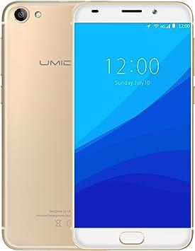 UMIDIGI G - Smartphone libre 4G LTE Android 7.0 Noguat (Pantalla ...