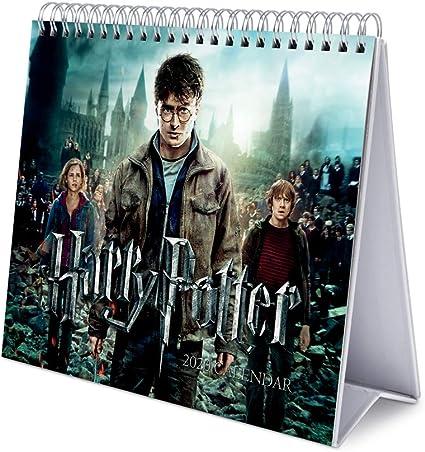 Erik®   Calendario da tavolo 2020, 17x20 cm   Harry Potter: Amazon
