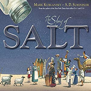 The Story of Salt Audiobook
