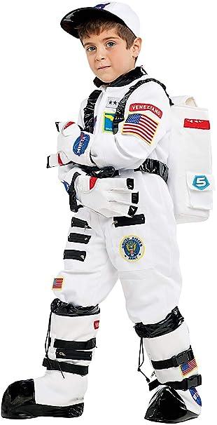 Disfraz Astronauta Vestido Fiesta de Carnaval Fancy Dress ...