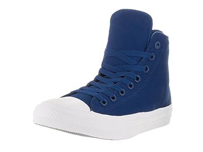 quality design 06843 5d8b7 Converse 150146C, Montantes Homme - Bleu - Bleu Blanc, 42,5 EU  Amazon.fr   Chaussures et Sacs