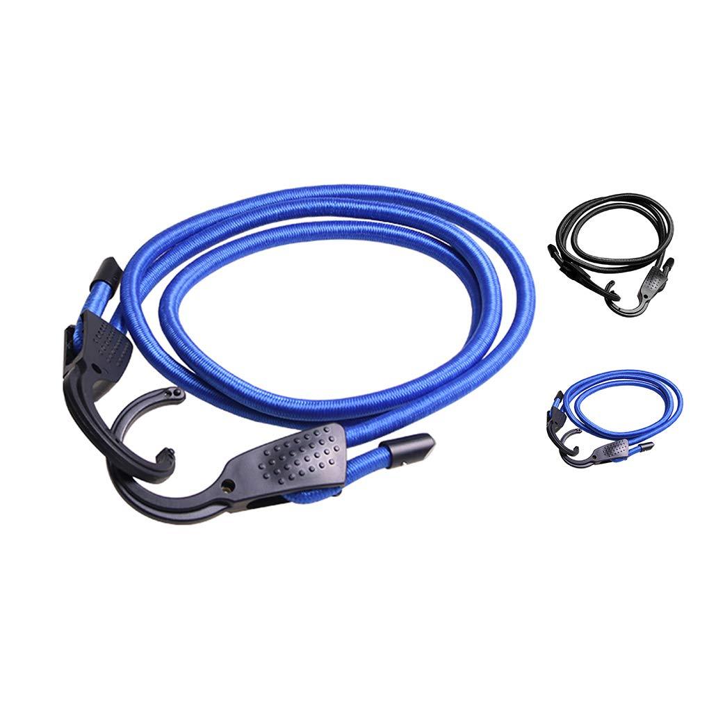 Laileya Elastico Regolabile Bungee Cords Deposito Funi Corde Cinture Clotheslines con Ganci per Auto