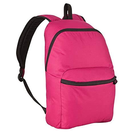c4015bd487 Decathlon - Zaino da trekking, colore: rosa: Amazon.it: Valigeria