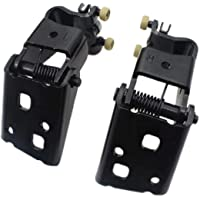 1 Pair Sliding Door Roller Assembly Center Roller Left & Right Replacement for 1999-2004 Honda Odyssey, Replaces 72560…