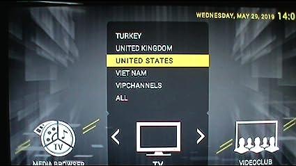 Amazon.com: IPTV - 8000 canales de TV en vivo - Sólo $99.00 ...