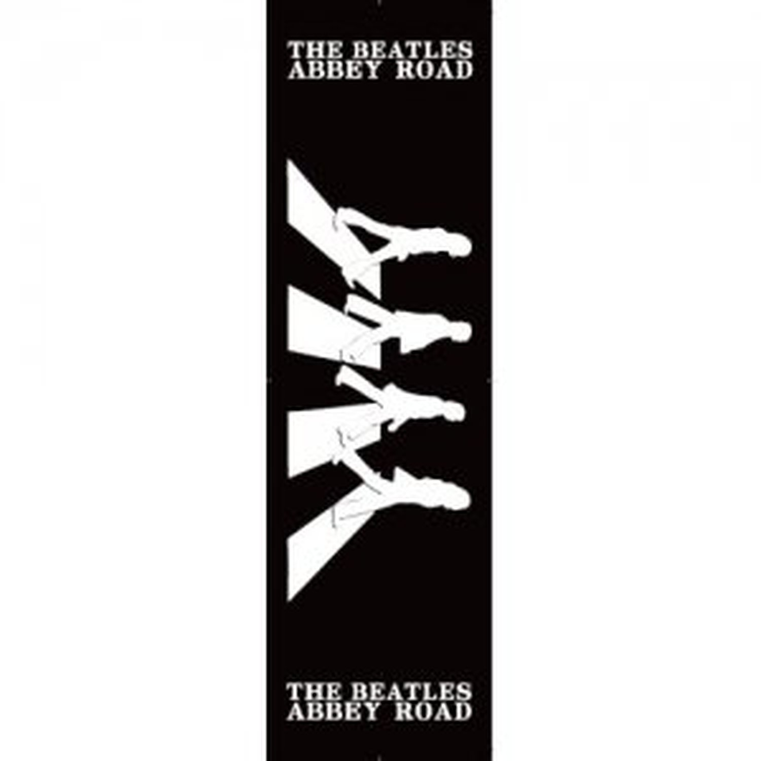 The beatles abbey road black and white silhouette album cover bookmark amazon ca home kitchen