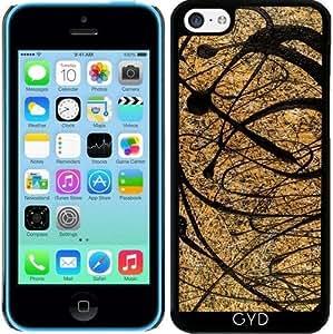 Funda para Iphone 5c - ónix by BruceStanfieldArtist