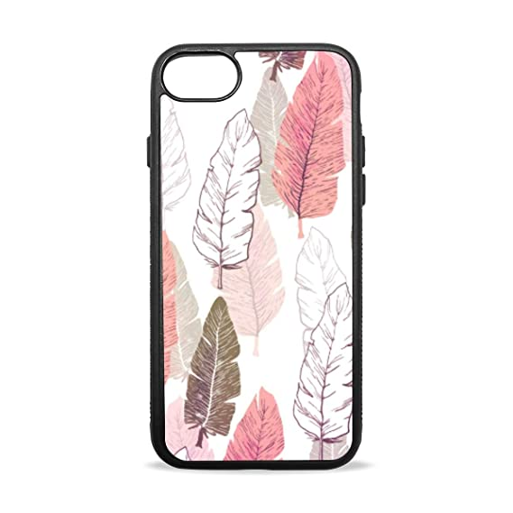 iphone 8 plus case feathers
