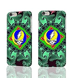 """Grateful Dead American Rock Band 3D Rough iphone Plus 6 -5.5 inches Case Skin, fashion design image custom iPhone 6 Plus - 5.5 inches , durable iphone 6 hard 3D case cover for iphone 6 (5.5""""), Case New Design By Codystore"""