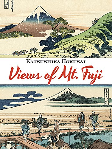 Views of Mt. Fuji (Hokusai Mt Fuji)