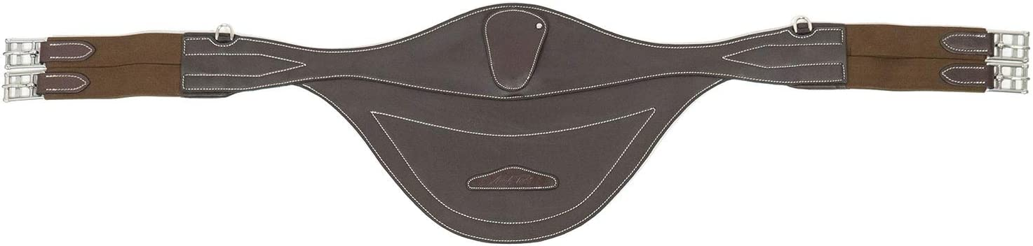 Mark Todd Stud Girth Deluxe Synthetic With Carbine Hook Girths