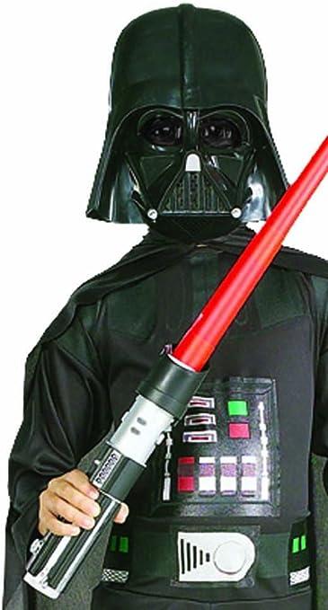 Star Wars - Disfraz de Darth Vader para niño, caja con disfraz ...