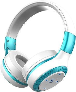Fanático B20 Auricular Bluetooth 4.1, los Auriculares inalámbricos a través de la Oreja con 3,5 mm Aux pasillos, USB Rast, Altavoz para Dispositivos Bluetooth y teléfonos Inteligentes: Amazon.es: Electrónica