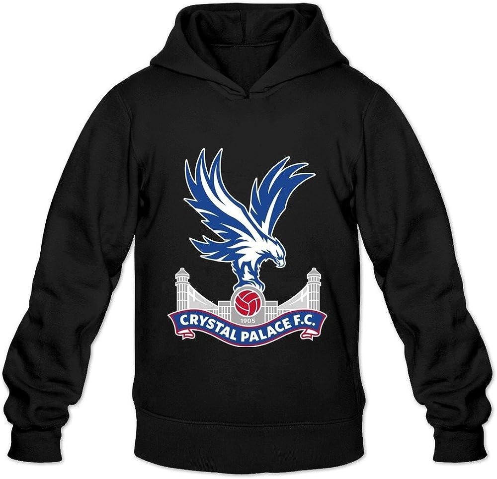 TBTJ 2016 Premier League Crystal Palace suéter con capucha para hombre