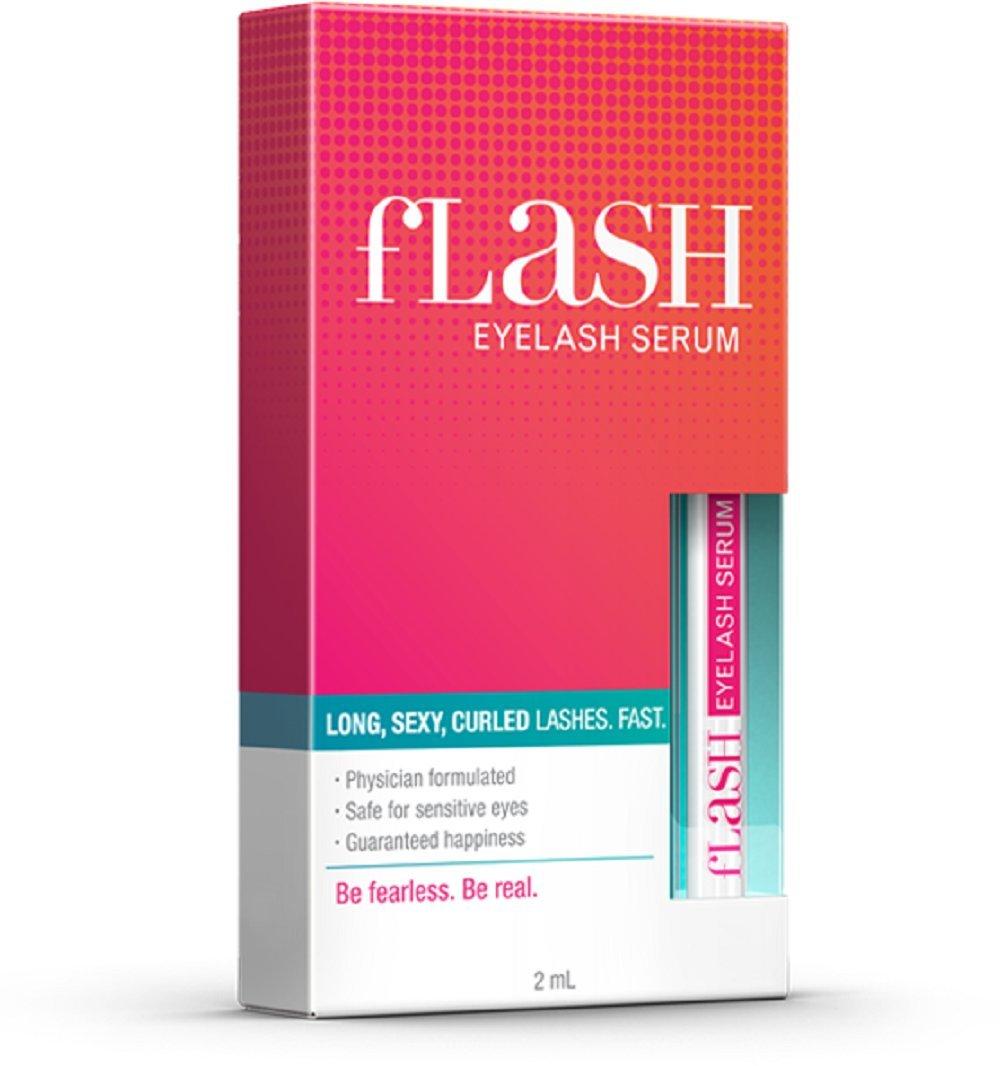 Flash Siero per ciglia (2ml) (Flash Eyelash Serum 2ml)