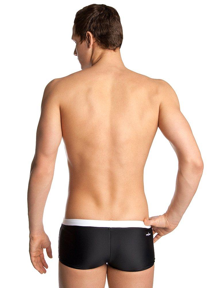 Escape Men's Swimshorts, Black, X-Large