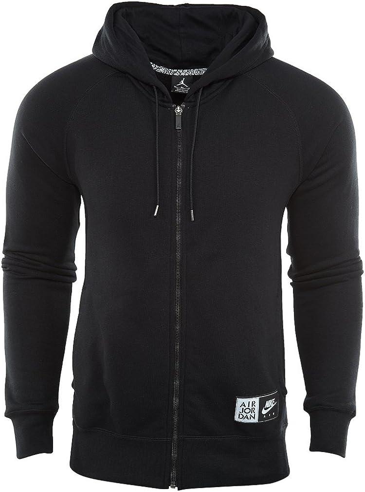NIKE Mens Air Jordan 5 Fleece F//Z Hoodie 835374 010