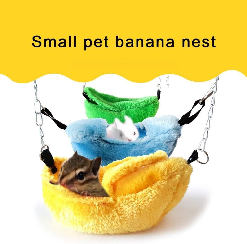 per criceti per Piccoli Animali Domestici BL arret Middleton Cuccia a Banana